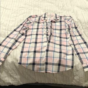 Express button down dress shirt